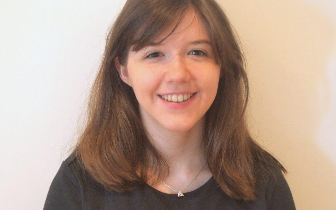 Early Career Researchers: Kaitlyn Hair