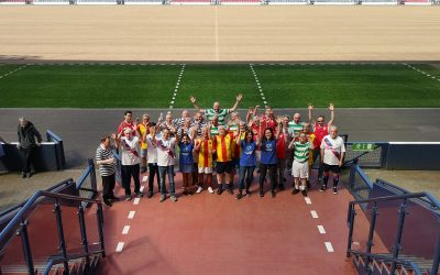 Evaluating the social impact of dementia friendly walking football