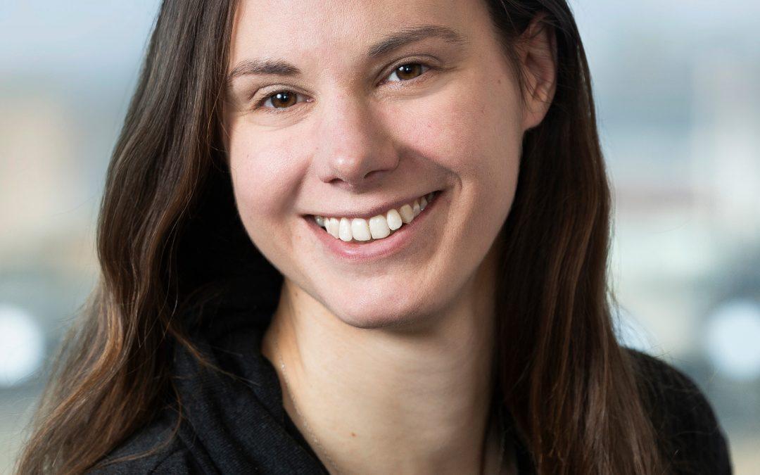 Early Career Researchers: Luisa Parkinson