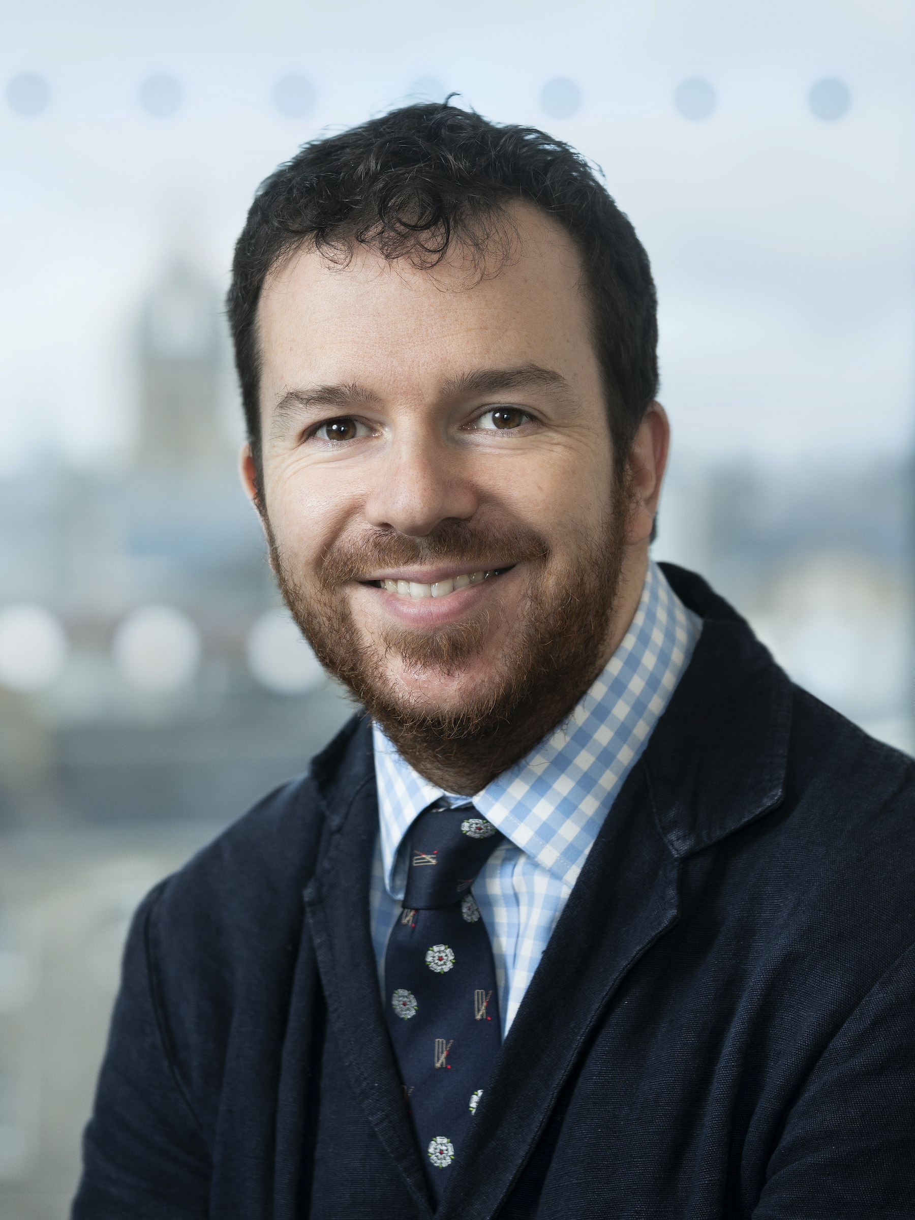New SDRC Executive Committee Member: Dr Tom Russ